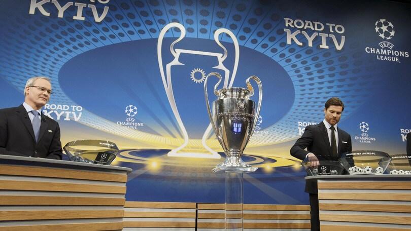 Champions League, date e orari degli ottavi di finale: programma completo di Juventus e Roma