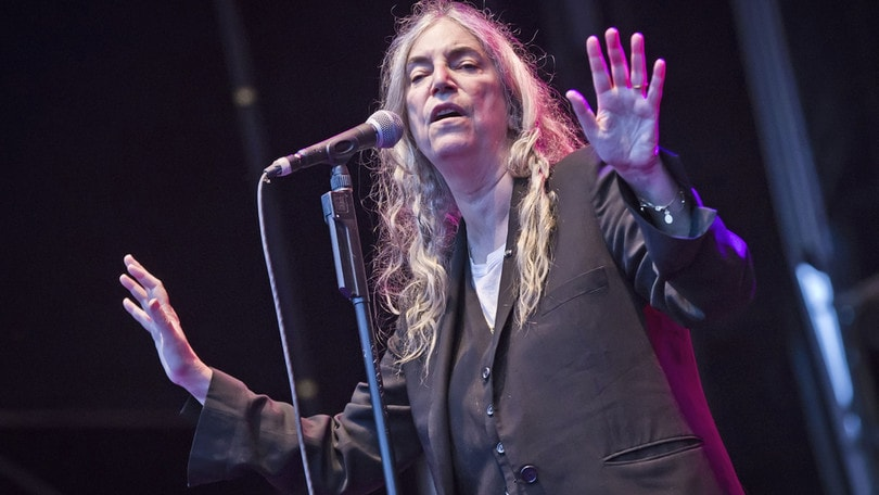Patti Smith in concerto al Teatro dell'Opera