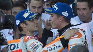 MotoGp, Marquez: «In pista non esistono amici»