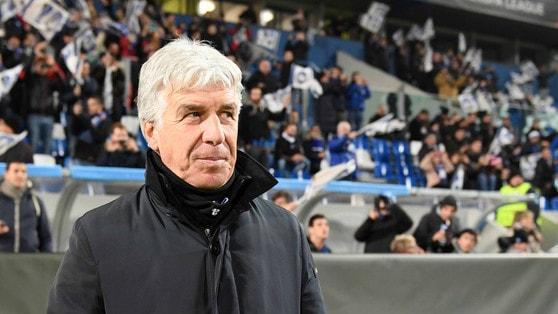 Europa League Atalanta, Gasperini: «Abbiamo preso i più forti»