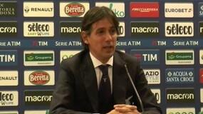 """Inzaghi:""""Partita condizionata dagli errori arbitrali"""""""