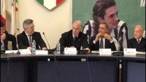 """Malago' ai fratelli Inzaghi: """"Vi fareste giocare insieme?"""""""