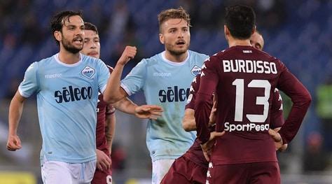 Lazio-Torino, Burdisso: «Tare e Parolo non dicono la verità»