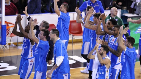 Champions League, la Dinamo Sassari schianta il Pinar Karsiyaka