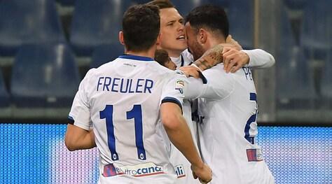 Genoa-Atalanta 1-2, Gasp si sblocca in trasferta: Ilicic e Masiello ribaltano Bertolacci