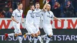 Genoa-Atalanta 1-2, che rimonta con Ilicic e Masiello!