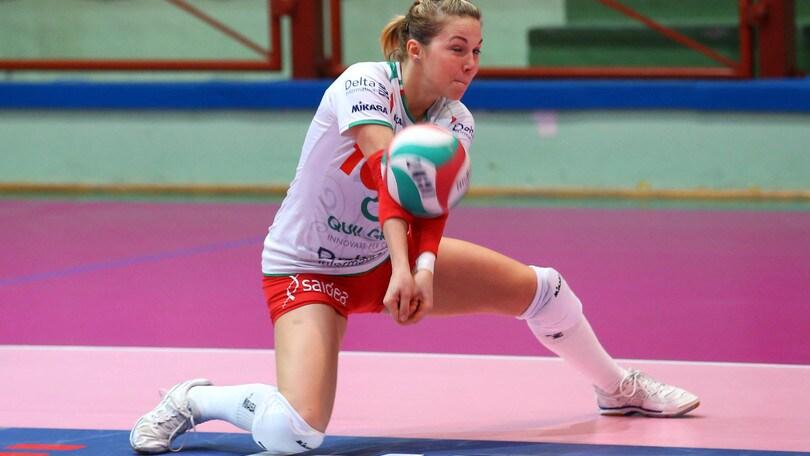 Volley: A2 Femminile, Trento-Soverato scontro al vertice