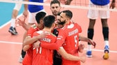 Volley: Mondiale per Club, la Lube travolge i Campioni del Mondo