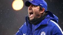 Chelsea, riscatto Conte: 3-1 all'Huddersfield
