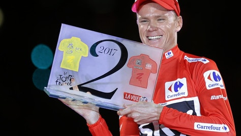 Ciclismo sotto shock: Chris Froome positivo alla Vuelta!