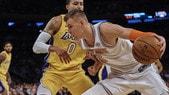 Porzingis stende i Lakers, Lebron esalta Cleveland