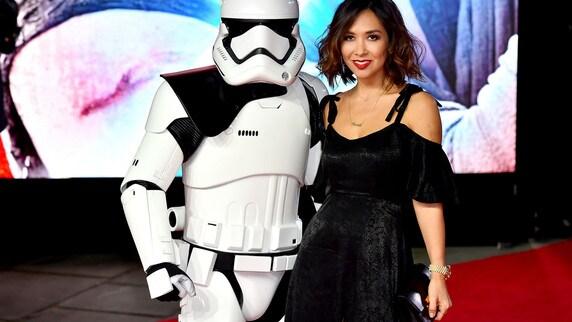 Star Wars - Gli ultimi Jedi, parata di stelle alla premiere di Londra