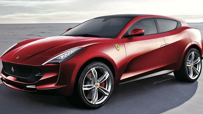 Ferrari, un FUV speciale per rimanere i numeri uno
