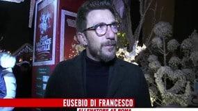 Di Francesco: «Il mio momento migliore? La vittoria nel derby»