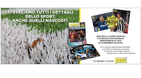 Un Guerino da Campioni: club italiani, Nazionale e non solo