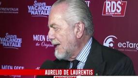 Aurelio De Laurentiis: «Super Vacanze di Natale non è affatto una raccolta di clip»