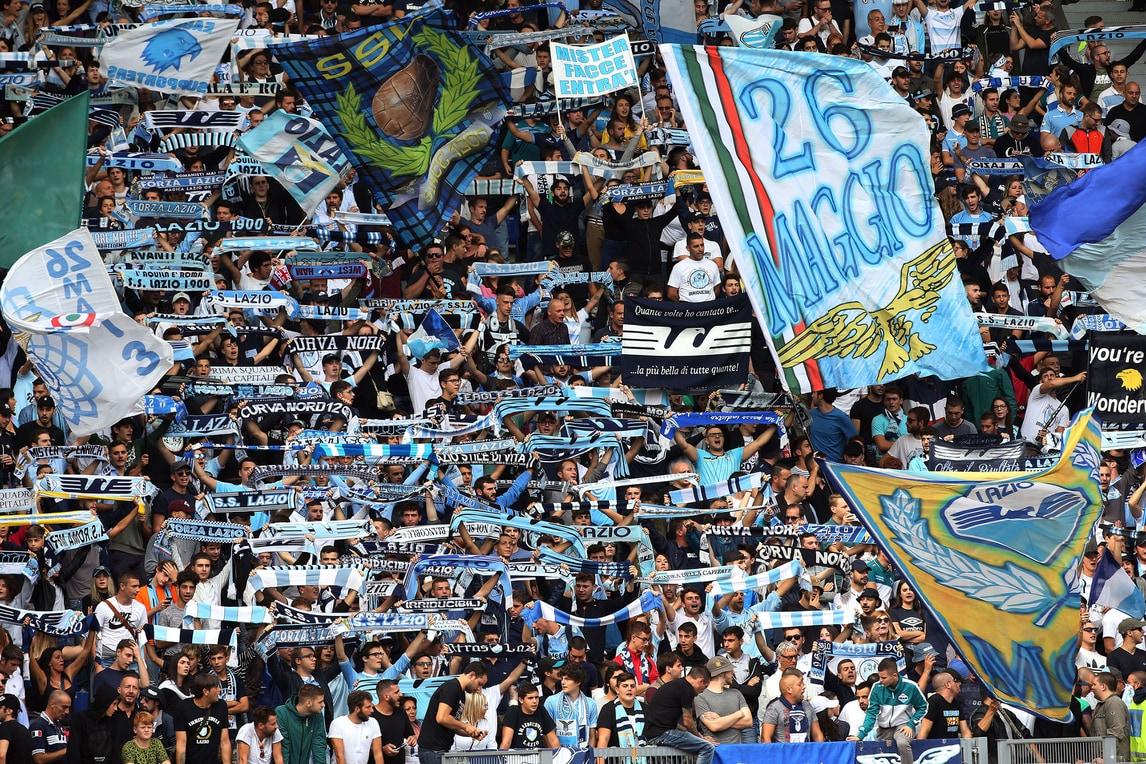 Allenamento Lazio scontate