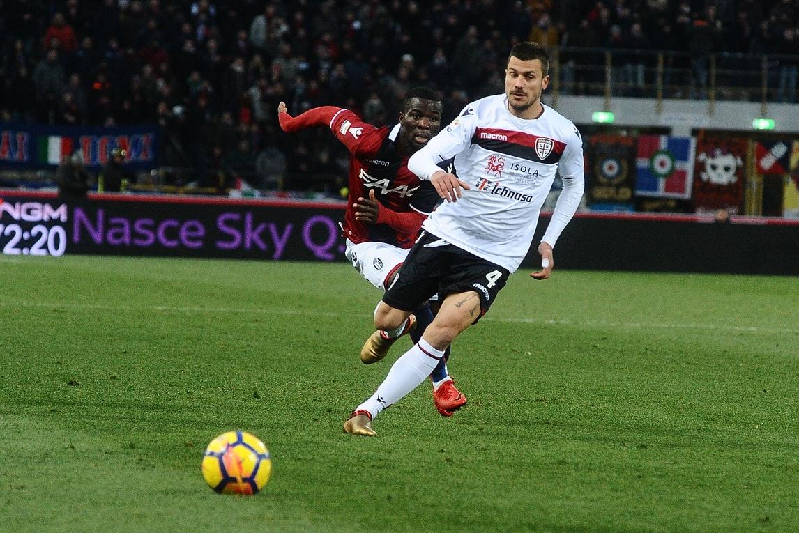 Serie A Cagliari, per Dessena solo terapie