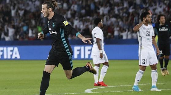 Mondiale per Club: Bale regala la finale al Real Madrid