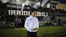 Lazio, l'abbraccio dei tifosi a Formello