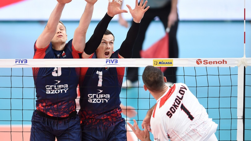 Volley: Mondiale per Club, una super Lube batte lo Zaksa al tie break