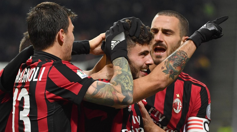 Coppa Italia, Milan-Verona 3-0: Gattuso si regala il derby con l'Inter