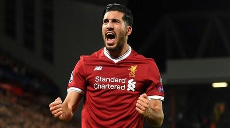 Calciomercato Liverpool, la Juventus si muove per Emre Can