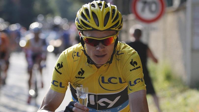 Ciclismo, Froome positivo all'antidoping: «Non ho infranto alcuna regola»