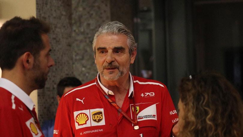 F1, Arrivabene: «La Ferrari deve riabituarsi a vincere»