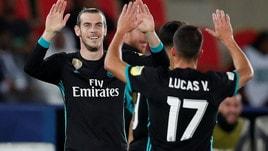 Mondiale per club: brivido Real, ma il trionfo è a 1,20