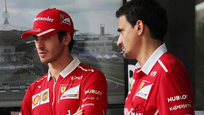 F1, Giovinazzi: «Il mio sogno è vincere il mondiale»