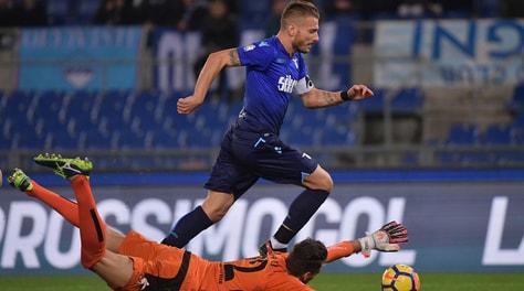 Coppa Italia, Lazio-Cittadella 4-1: doppietta di Immobile con la fascia da capitano