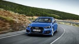 Audi RS4 Avant, è tornato il futuro del divertimento