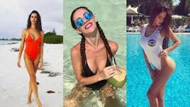 Erjona Sulejmani, l'ex lady Dzemailinel cast di Temptation Island Vip