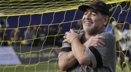 Maradona: «Cristiano Ronaldo il migliore della storia? Non scherziamo..»
