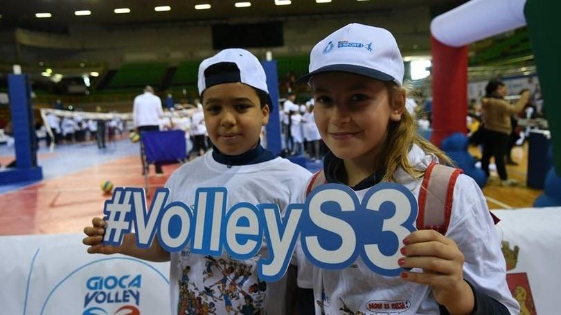 """Volley:  """"Gioca Volley S3…In Sicurezza"""", gran finale a Torino"""