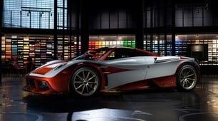 Pagani Huayra, Lampo di lusso firmato Garage Italia Customs