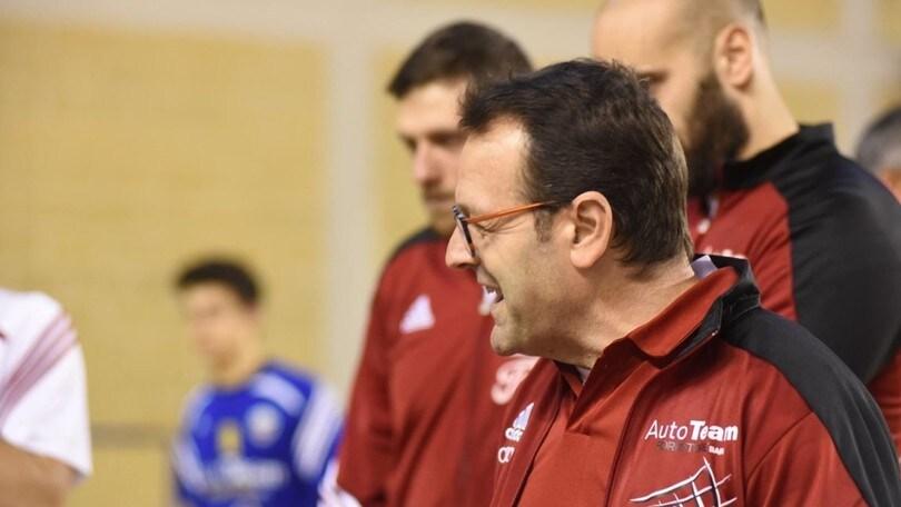 Volley: A2 Maschile, Giuseppe Spinelli è il nuovo tecnico di Gioia del Colle
