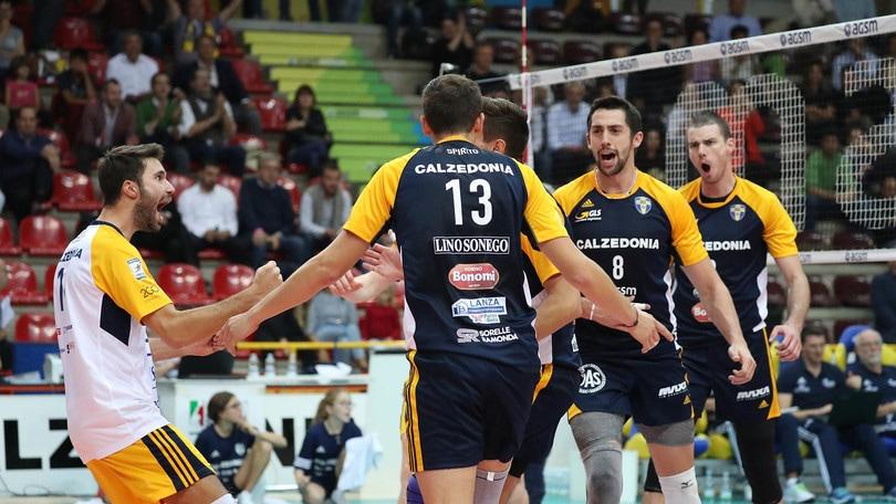 Volley: Superlega, Verona-Vibo in anticipo, Perugia-Modena è il big match