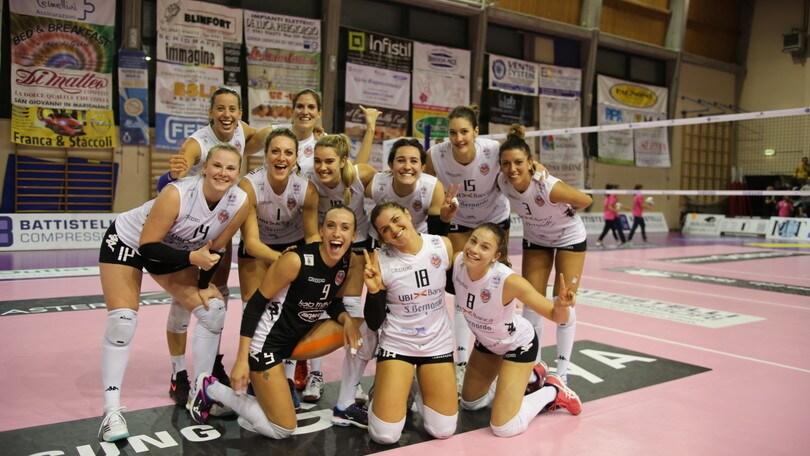 Volley: A2 Femminile, Club Italia-Orvieto apre la 15a giornata