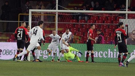 Serie B, Foggia-Venezia 2-2: rimonta in extremis con Deli