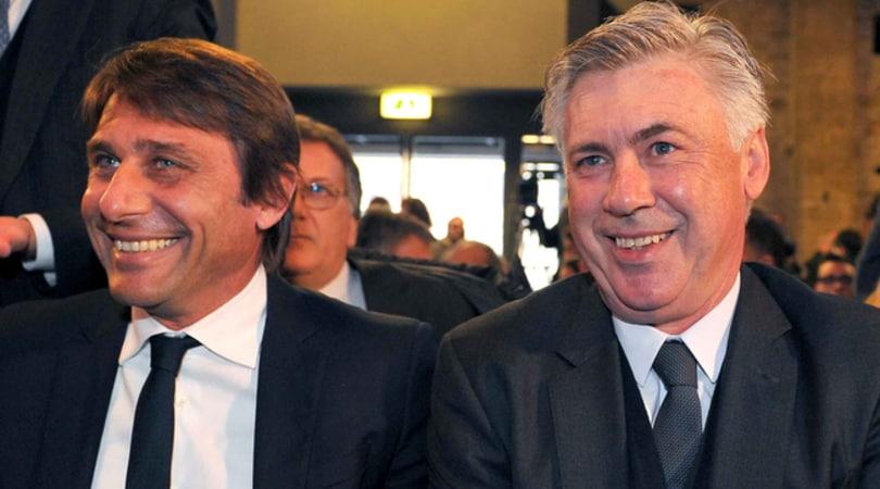 «Conte via a febbraio, al Chelsea torna Ancelotti»