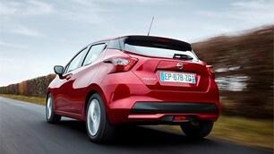 Nissan Micra 1.0: la prova