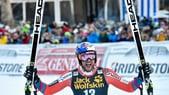 Sci, doppietta norvegese in Val Gardena: domina Svindal davanti a Jansrud