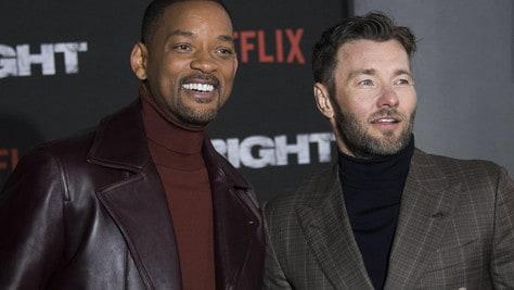 Bright, Will Smith la star della premiere a Londra