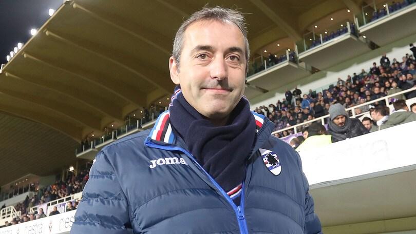 Calciomercato Sampdoria, Giampaolo: «A gennaio via solo gli scontenti»