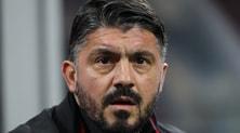Milan, Gattuso: «Con me si sgarra due volte, alla terza...»