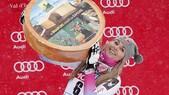 Coppa del Mondo, Vonn vince il Super G... e il formaggio