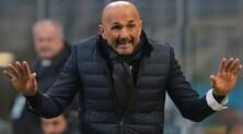 Spalletti: Inter, ripresa da dimenticare. Nessun calo fisico