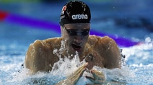 Europei, ancora Scozzoli: argento e record italiano. Cusinato e staffetta di bronzo